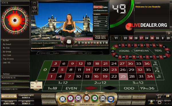 5dimes live casino