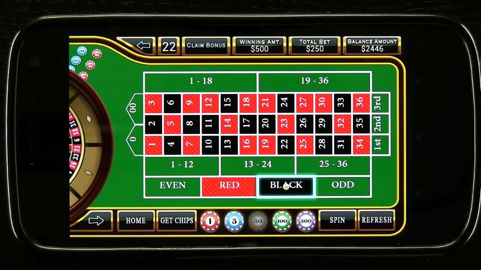 mobile roulette for rela money