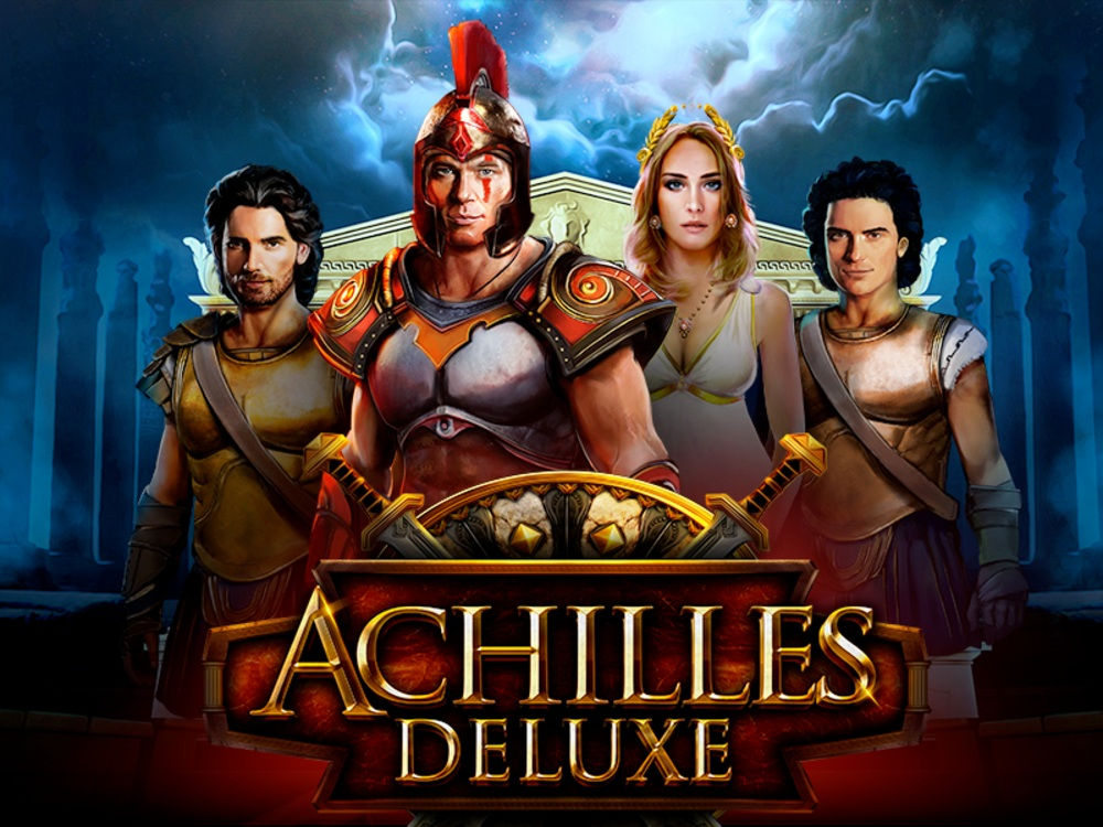 achillies deluxe slot by rtg