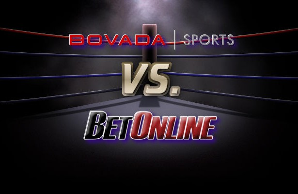 Bovada vs BetOnline who to choose? Sportsbooks Compared