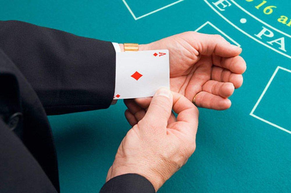 casino scammer