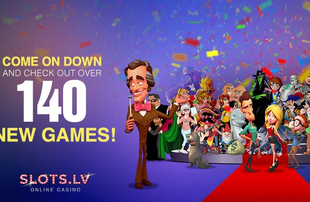 Slots.LV Casino Review | Promo Code