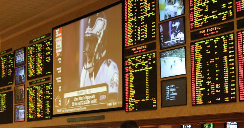online sports betting boards