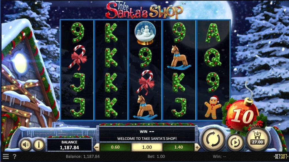take to santas shop